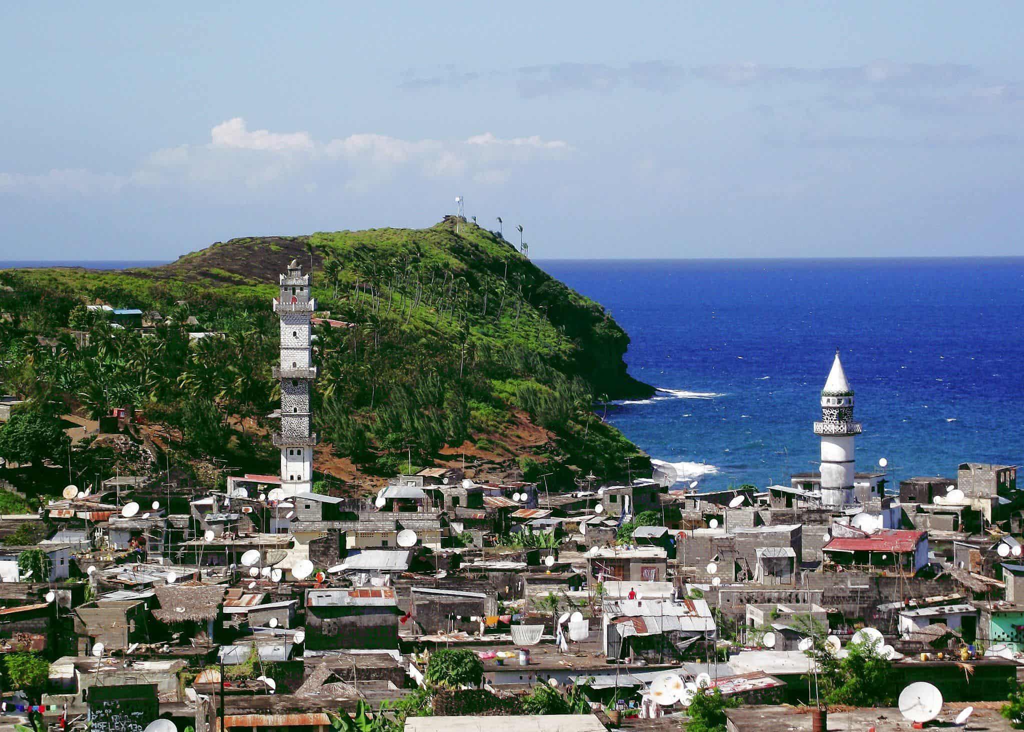 Comoros Islands Natural Resources
