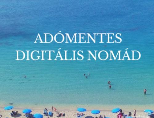 Az Adómentes Digitális Nomádok