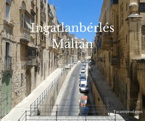 Ingatlanbérlés_máltán