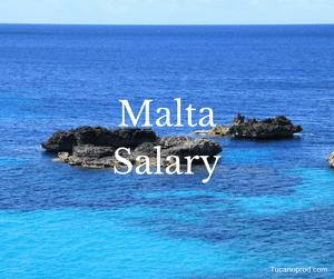 Malta Salary