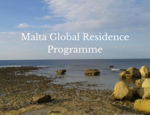 Malta Global Residence Programme – MGRP