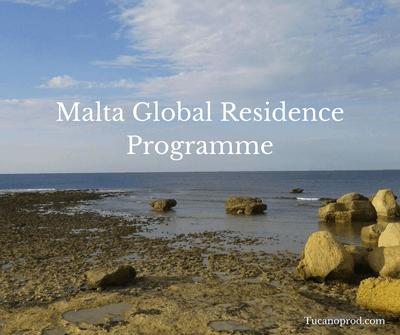 Malta Global Residence Programme MGRP