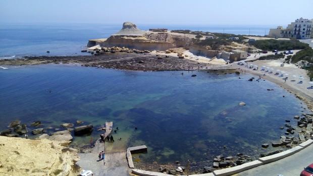 Máltai cégalapitás Xwejni-bay/Gozo