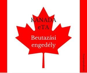 Kanadai Beutazási Engedély eTA