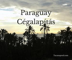 cégalapítás Paraguay