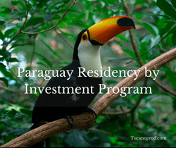 Paraguay Residency by Investment Program