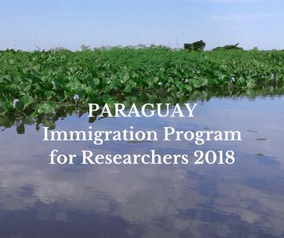 Paraguay scientist researchers immigration program
