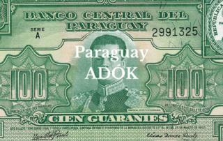 Paraguay adó