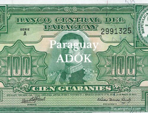 Paraguay adók – Személyi jövedelem és társasági adó Paraguayban
